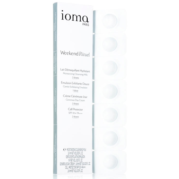 Les week end tabs Ioma - lookfantastic.com