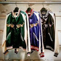 Souvenir Jacket - Hypebeast Hong Kong - highsnobiety.com