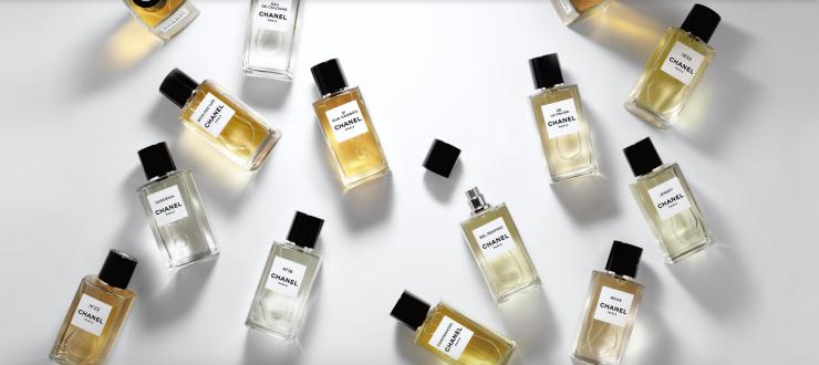 """Chanel Beauté - parfums """"Les Exclusifs"""" - chanel.com"""