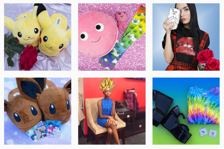 Instagram Shop Jeen @shopjeen