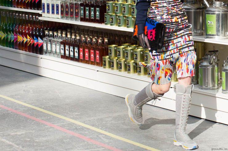 Chanel FW 14 - Garance Doré - garancedore.fr