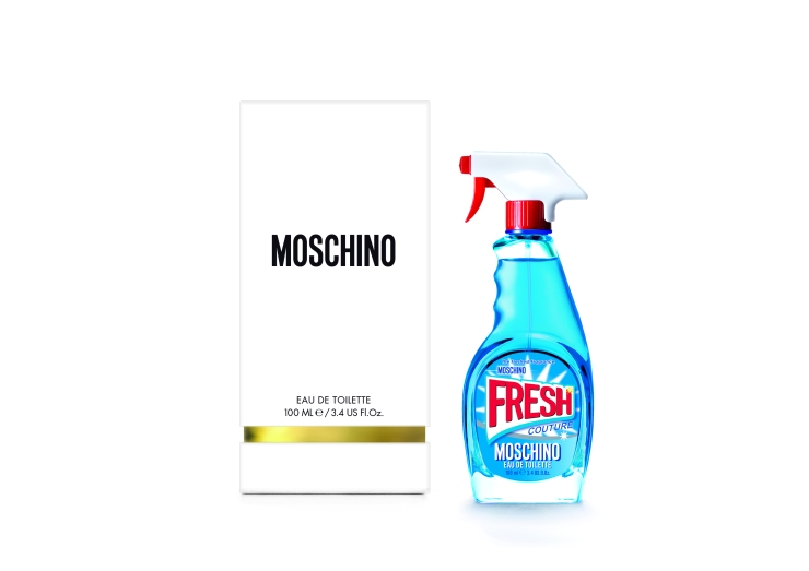 Moschino - Fresh Fragrance - hpcimedia.com