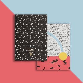 Memphis Notebooks collection - OfficeMilano - officemilano.com