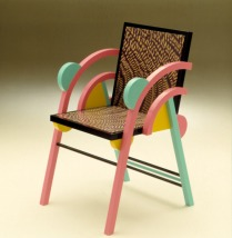 Memphis Georges Sowden-chair - interieurites.com