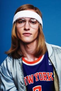 Mens jackets - Photo by Christine Hahn - wwd.com