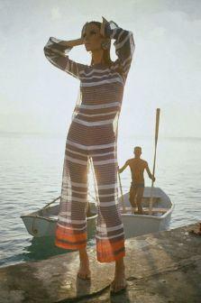 Mademoiselle - April 1965 by Louis Faurer - condenaststore.com