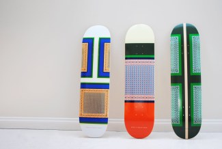 Céline - stop it right now skateboard - thecoolrepublic.com