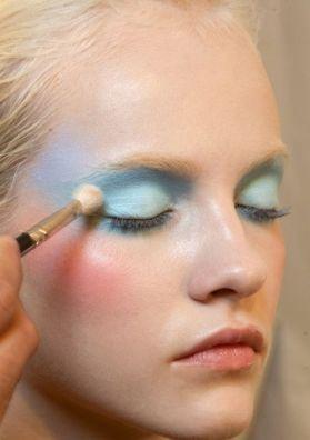 Pastel makeup - pinterest.com