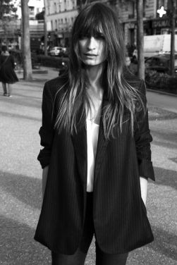 Caroline de Maigret - Equipment's Fall Lookbook