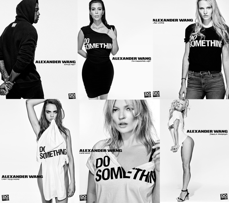 Alexander Wang x Do Something - vogue.fr