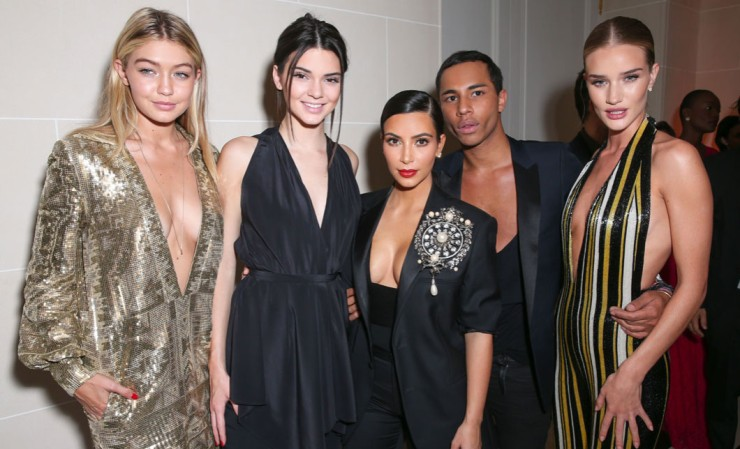 Balmain Army - journalduluxe.fr
