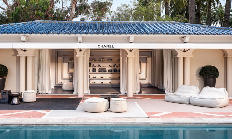 Chanel's 2016 pop-up boutique in Saint-Tropez - vogue.com