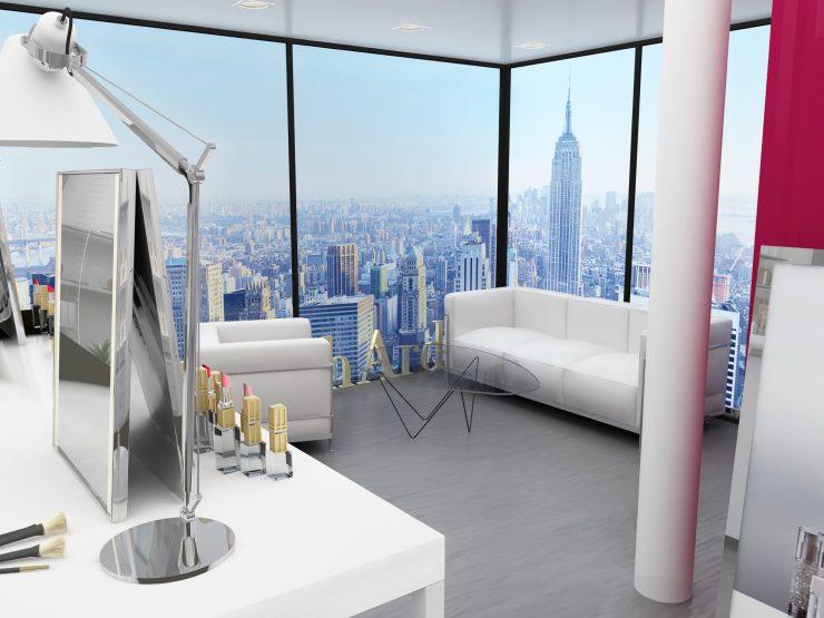 Elizabeth Arden - flagship parisien Passy - lofficielmode.com