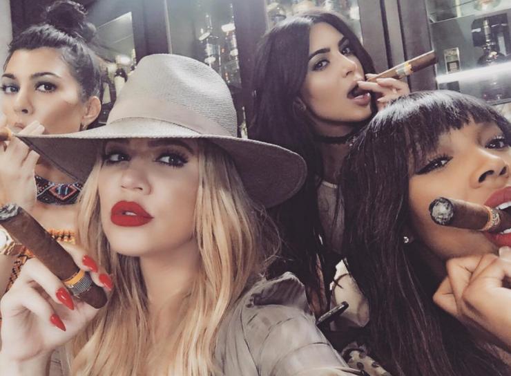 Instagram @kimkardashian