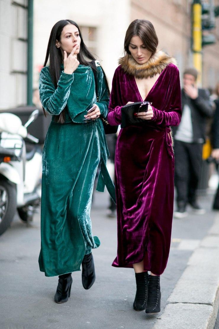Giorgia Tordini and Gilda Ambrosio - annabellefashiondaily.annabelle.ch
