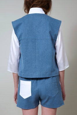 Tao - Veste Come Edition - come-editions.fr