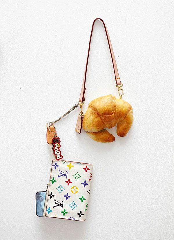 Chloe Wise Bread Bags - hintmag.com