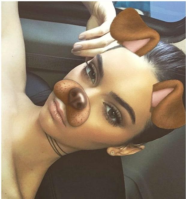 Instagram Kendall Jenner @kendalljenner