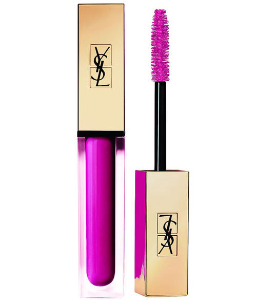 Mascara Vinyl Couture rose, 06 I'm the Madness, Yves Saint Laurent Beauté - vogue.fr