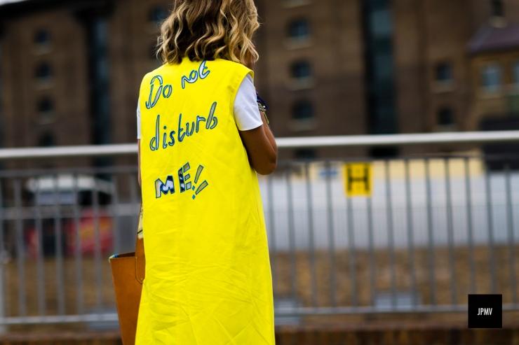 London Fashion Week SS16, Day 3 - jaiperdumaveste.com