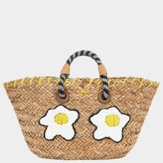 Anya Hindmarch fried eggs basket - anyahindmarch.com