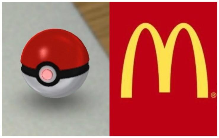 Pokémon Go & McDonald's