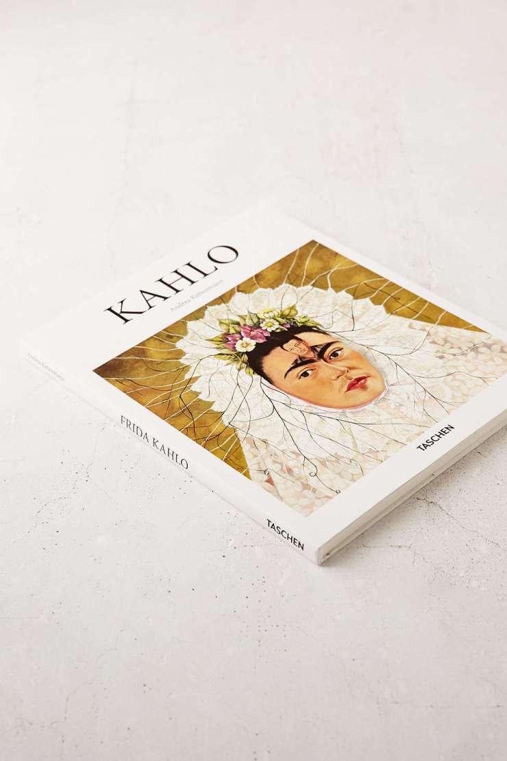 Kahlo By Andrea Kettenmann - Ed. Taschen - 9€99 - taschen.com