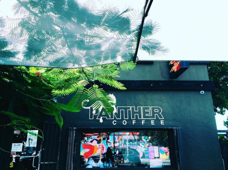 Panther Coffee - Wynwood - Miami - Eleonore Terzian Blog - eleonoreterzian.com