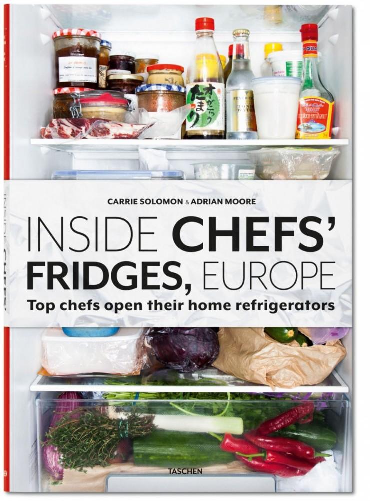 Inside Chefs' Fridges Europe - Ed. Taschen - 39.99€ - taschen.com