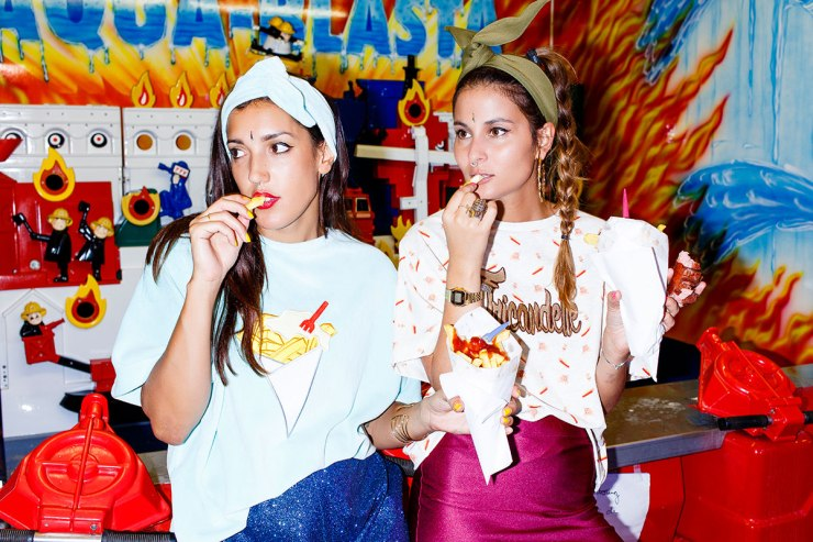 "Collection ""Food"" Ninii - The Lizzies - Lookbook - ninii.fr"