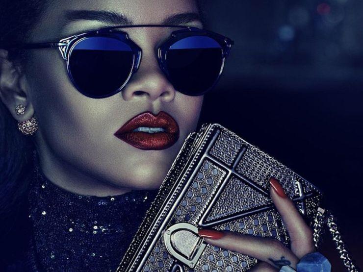 Rihanna - Dior Campaign