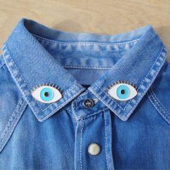 Coucou Suzette pins eyes