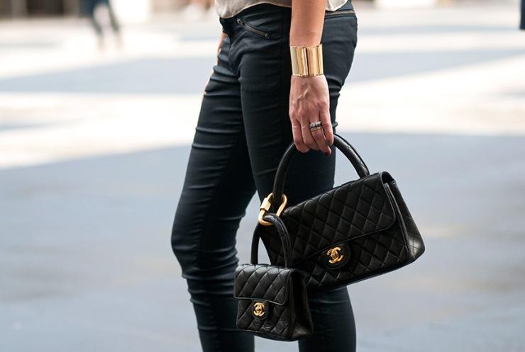 Street style - Chanel Bag - eleonoreterzian.com