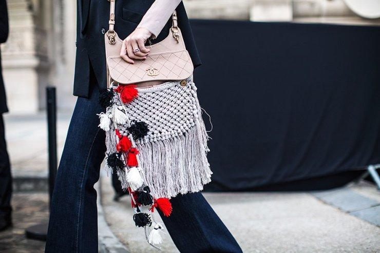 Couture Spring Street Style - Chanel Bag - Eleonore Terzian Blog - eleonoreterzian.com