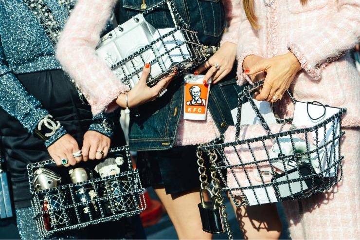 Chanel Bag - Lait de coco - Eleonore Terzian Blog - eleonoreterzian.com