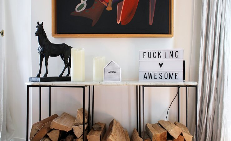 Marie & Greg, Paris 18ème - Inside Closet - insidecloset.com