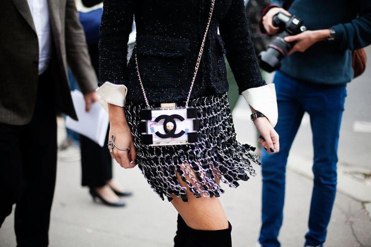 Chanel Bag Street Style - Eleonore Terzian Blog - eleonoreterzian.com