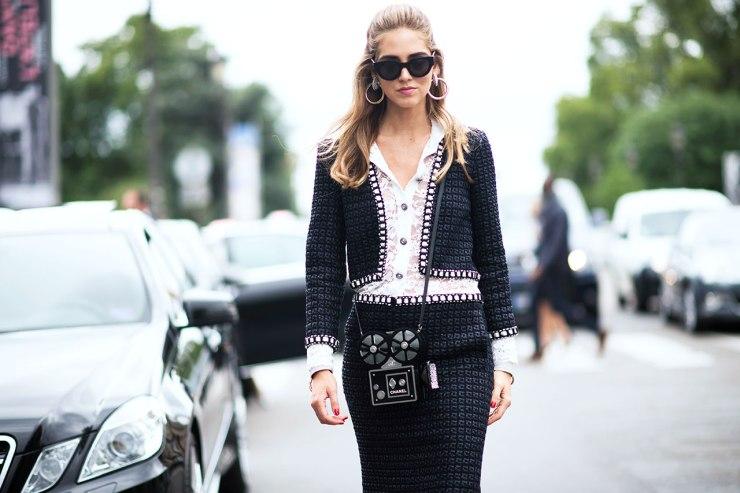 Chiara Ferragni - Luxurious Chanel Bags - Cinema - Eleonore Terzian Blog - eleonoreterzian.com