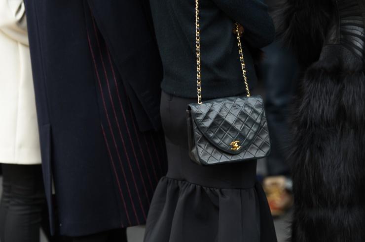 NYFW - Day 3 - Chanel Bag Street style - Eleonore Terzian Blog - eleonoreterzian.com