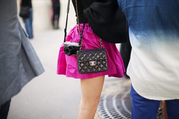 Street style Chanel Bags - Eleonore Terzian Blog - eleonoreterzian.com