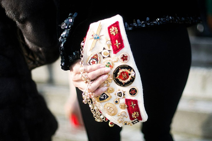 Street style Paris Fashion Week - Chanel bags - Eleonore Terzian Blog - eleonoreterzian.com