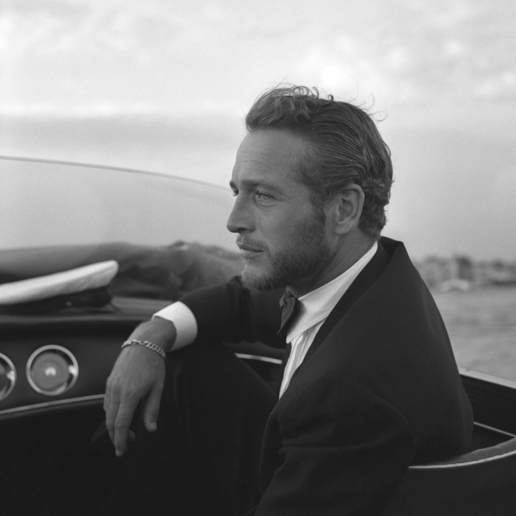 Paul newman style - Venice 1963 - Photo by Archivio Cameraphoto Epoche/Getty Images - eleonoreterzian.com