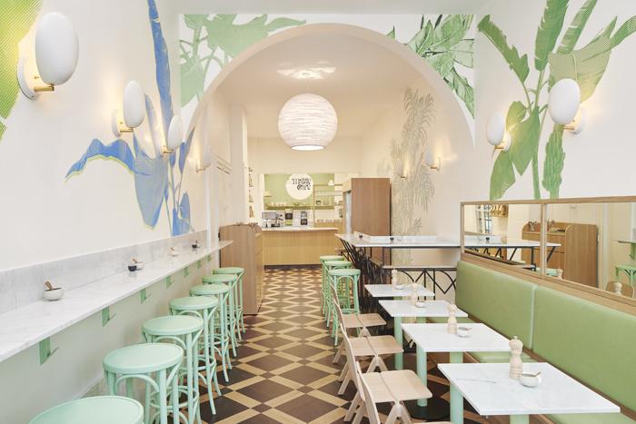 Maisie Café - Paris © Claire Israël - maisiecafe.com