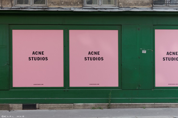 Acne Studios - Karl Hab - inspirimgrafik.com
