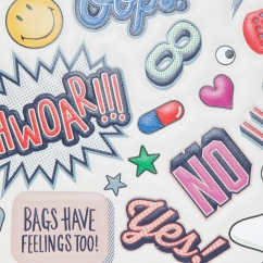 Anya Hindmarch Sticker bag