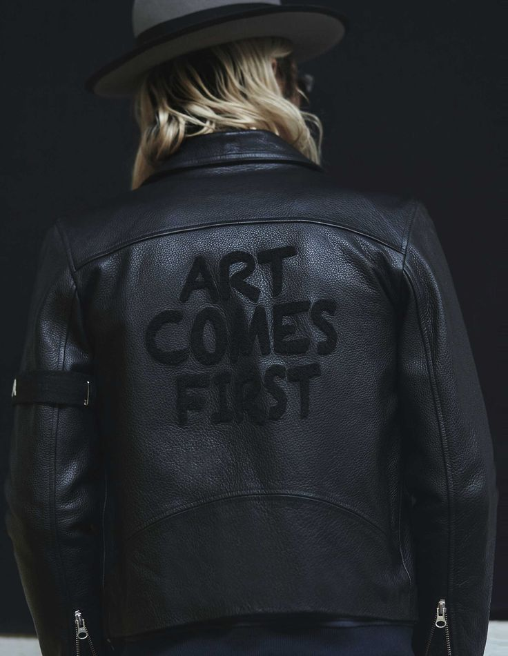 Street style - Art Comes first