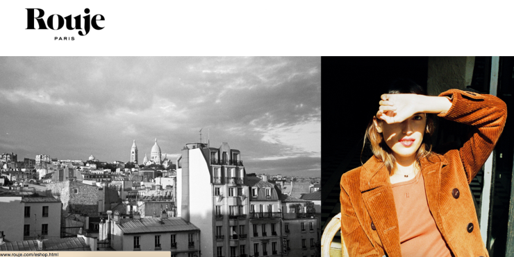 Rouje by Jeanne Damas - rouje.com