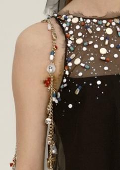 Chanel Pills dress
