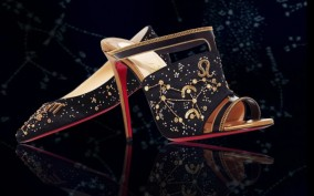 Christian Louboutin Designs Zodiac Collection For Moda Operandi