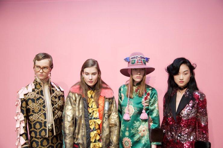Gucci - Ferretti Cavalli - Fashion show in Milan - gucci.com